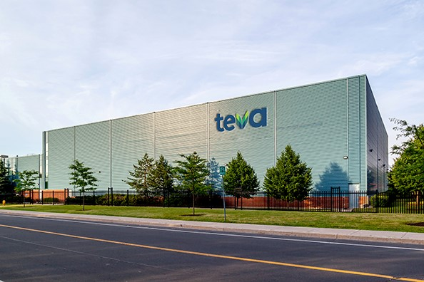Teva Pharmaceutical Industries (TEVA) building